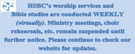 Worship Services - COVID-19 Update